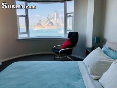 Image 3 furnished 2 bedroom Apartment for rent in Kirribilli, North Shore