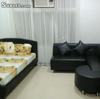 Image 2 furnished Studio bedroom Apartment for rent in Quezon City, National Capital