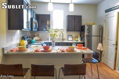 Image 3 Furnished room to rent in Ingham (Lansing), South MI 4 bedroom Apartment