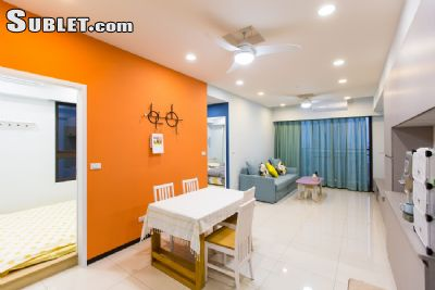 Image 1 furnished 2 bedroom Apartment for rent in West Taichung, Taichung City