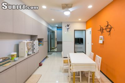 Image 2 furnished 2 bedroom Apartment for rent in West Taichung, Taichung City