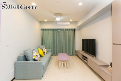Image 4 furnished 2 bedroom Apartment for rent in West Taichung, Taichung City