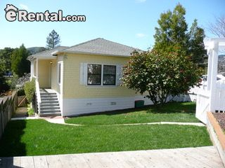 Image 1 unfurnished 3 bedroom House for rent in Mill Valley, Marin County