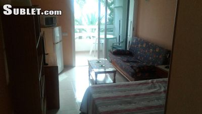 Image 3 furnished Studio bedroom Apartment for rent in Mogan, Gran Canary Island