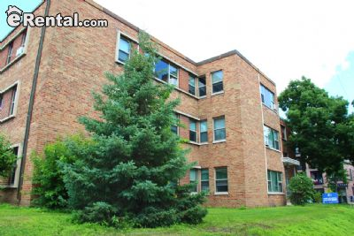 Image 1 either furnished or unfurnished 1 bedroom Apartment for rent in Minneapolis University, Twin Cities Area