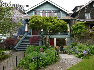 Image 1 furnished 2 bedroom Apartment for rent in Vancouver West, Vancouver Area