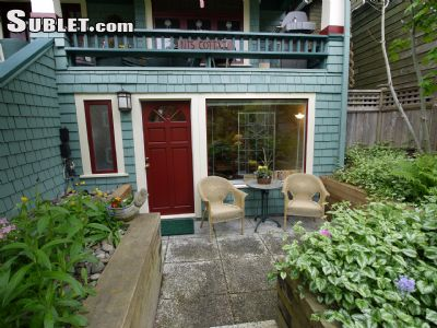 Image 2 furnished 2 bedroom Apartment for rent in Vancouver West, Vancouver Area