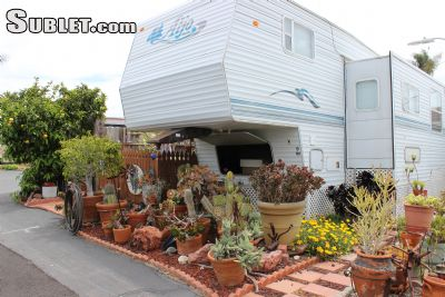 Image 1 furnished 1 bedroom Mobile home for rent in Oceanside, Northern San Diego