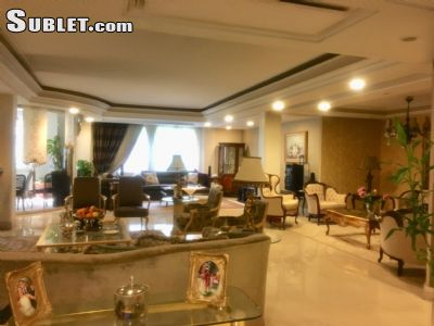 Image 1 Furnished room to rent in Tehran, Tehran 3 bedroom Hotel or B&B