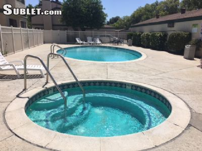 Image 10 Furnished room to rent in Northridge, San Fernando Valley 3 bedroom Townhouse