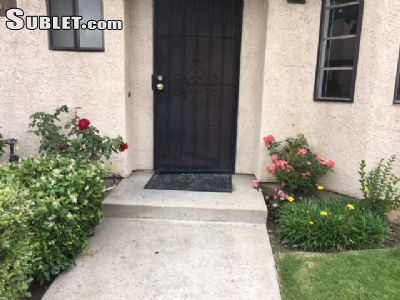 Image 4 Furnished room to rent in Northridge, San Fernando Valley 3 bedroom Townhouse