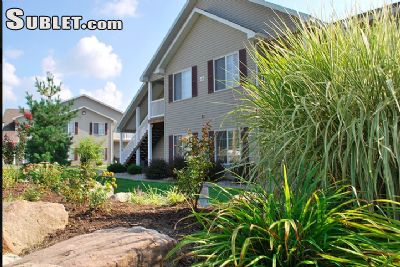 Image 1 unfurnished 1 bedroom Apartment for rent in Carbondale, Jackson County