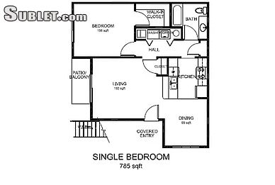 Image 7 unfurnished 1 bedroom Apartment for rent in Carbondale, Jackson County