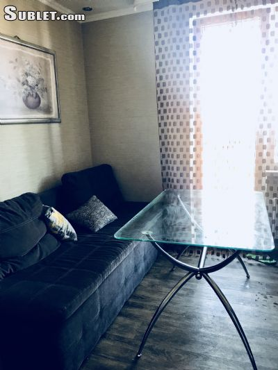 Image 1 either furnished or unfurnished 1 bedroom Apartment for rent in Krasnogvardeyskiy, St. Petersburg