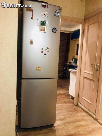 Image 3 either furnished or unfurnished 1 bedroom Apartment for rent in Krasnogvardeyskiy, St. Petersburg