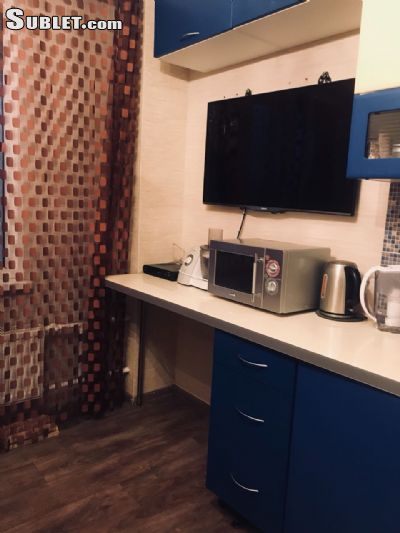 Image 4 either furnished or unfurnished 1 bedroom Apartment for rent in Krasnogvardeyskiy, St. Petersburg
