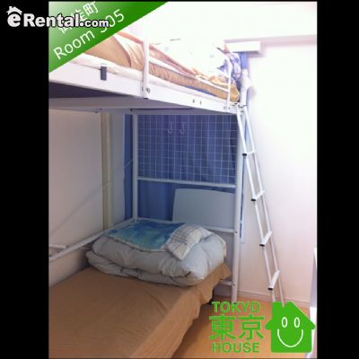 57000 room for rent Taito Tokyo, Kanto (Tokyo)