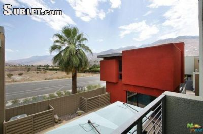 Image 2 furnished 3 bedroom Townhouse for rent in Palm Springs, Southeast California