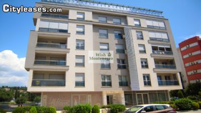 Image 1 furnished Studio bedroom Apartment for rent in Podgorica, South Montenegro
