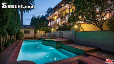 Image 1 furnished 5 bedroom House for rent in Hollywood, Metro Los Angeles