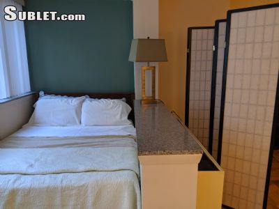 Image 3 furnished Studio bedroom Apartment for rent in Beacon Hill, Boston Area