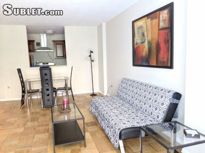 Image 4 furnished Studio bedroom Apartment for rent in Beacon Hill, Boston Area