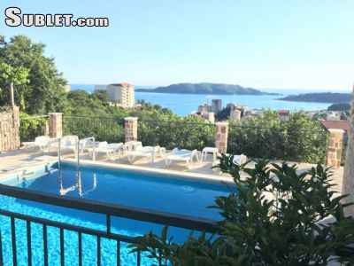 Image 2 furnished 3 bedroom House for rent in Budva, South Montenegro