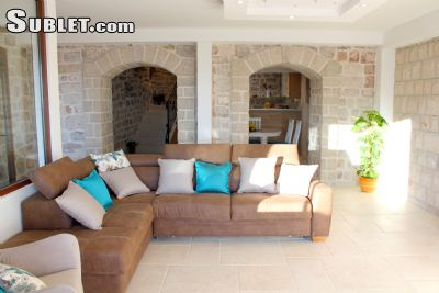 Image 6 furnished 3 bedroom House for rent in Budva, South Montenegro