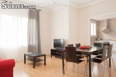Image 1 furnished 4 bedroom Apartment for rent in Poblenou, Sant Marti