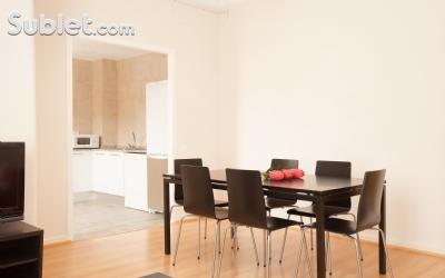 Image 4 furnished 4 bedroom Apartment for rent in Poblenou, Sant Marti