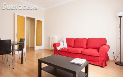 Image 5 furnished 4 bedroom Apartment for rent in Poblenou, Sant Marti