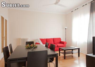 Image 6 furnished 4 bedroom Apartment for rent in Poblenou, Sant Marti