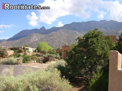 Image 2 Furnished room to rent in North East Heights, Albuquerque - Santa Fe 3 bedroom House