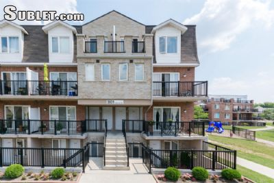 Image 1 furnished 1 bedroom Townhouse for rent in North York City Centre, North York