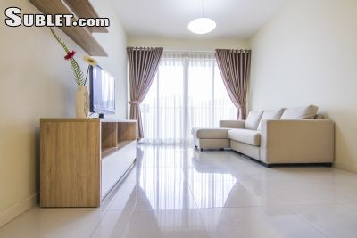 Image 1 furnished 2 bedroom Apartment for rent in Thuan An, Binh Duong