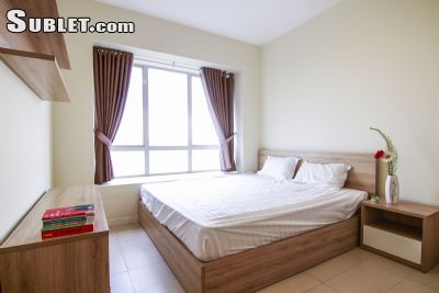 Image 3 furnished 2 bedroom Apartment for rent in Thuan An, Binh Duong