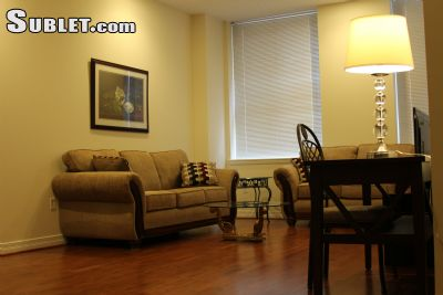 Image 2 furnished 1 bedroom Apartment for rent in Rittenhouse Square, Center City