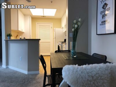 Image 3 Furnished room to rent in Mission Valley East, Eastern San Diego 3 bedroom Townhouse
