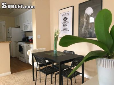 Image 4 Furnished room to rent in Mission Valley East, Eastern San Diego 3 bedroom Townhouse
