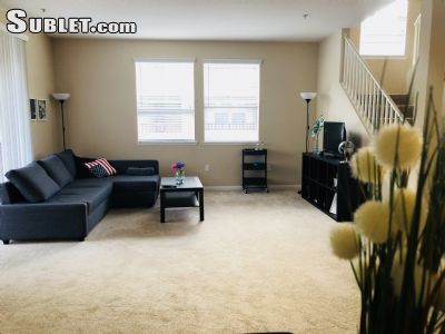 Image 6 Furnished room to rent in Mission Valley East, Eastern San Diego 3 bedroom Townhouse