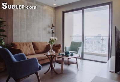 Image 2 either furnished or unfurnished 2 bedroom Apartment for rent in District 4, Ho Chi Minh City