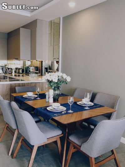 Image 3 either furnished or unfurnished 2 bedroom Apartment for rent in District 4, Ho Chi Minh City