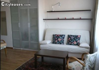 Image 1 either furnished or unfurnished Studio bedroom Apartment for rent in Saint Josse, Brussels