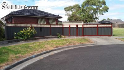 Image 1 Furnished room to rent in Cranbourne, Casey 4 bedroom House