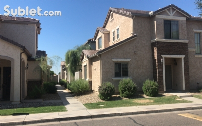 Image 2 furnished 3 bedroom House for rent in Glendale Area, Phoenix Area