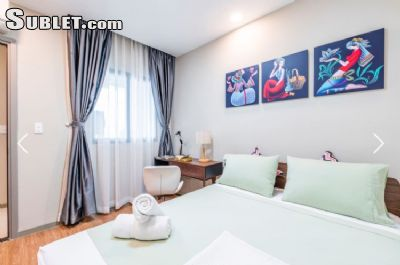 Image 6 furnished 2 bedroom Apartment for rent in District 4, Ho Chi Minh City