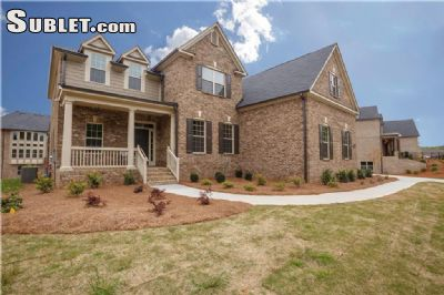 Image 1 furnished 5 bedroom House for rent in Alpharetta, Fulton County