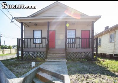 Image 1 furnished 1 bedroom House for rent in Mid-City, New Orleans Area