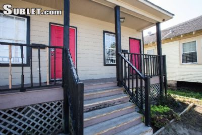 Image 2 furnished 1 bedroom House for rent in Mid-City, New Orleans Area