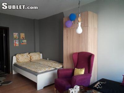 Image 2 furnished Studio bedroom Apartment for rent in Varna, Varna
